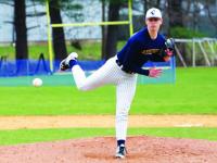 Varsity Baseball: Wild Boars Ground Xavier Falcons