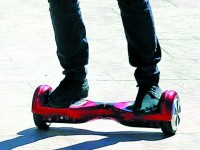 Hoverboards Spotted on the Choate Campus