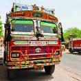 Truck Art Sweeps India