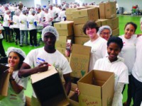 Third Annual Service Day Inspires Students and Faculty