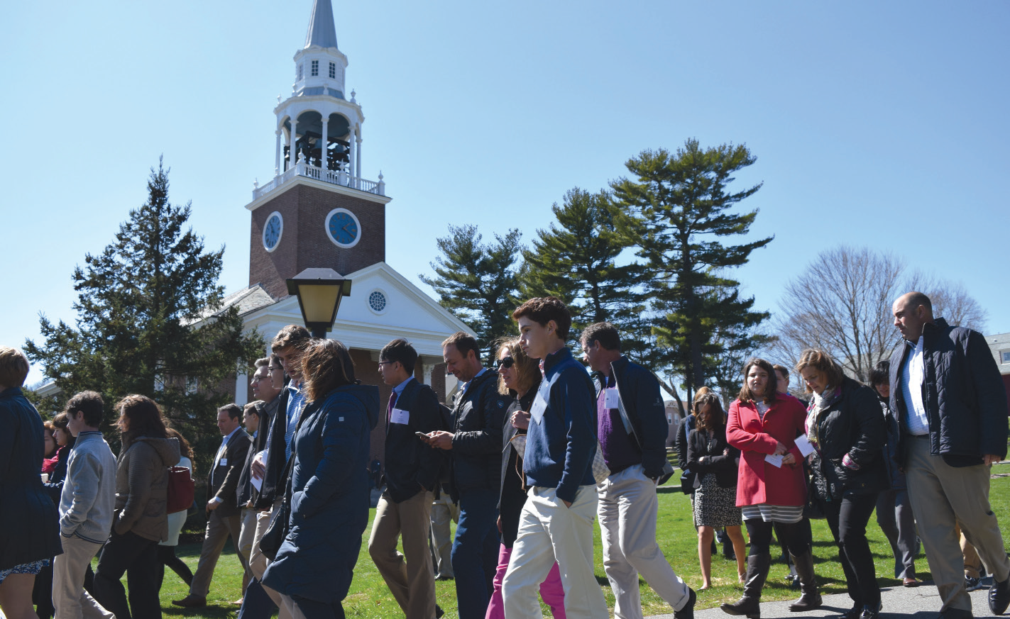 Photo by Elle Rinaldi/The Choate News