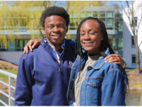 Biosah and Lawal are involved in promoting discussions regarding diversity as members of the Choate Diversity Student Association.