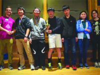 Choate's Math Team attended the MMATHS competition at Yale University and left with awards.