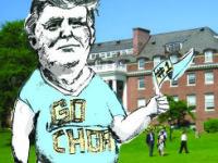 Mr. Trump lacks a lot of things, but Choate spirit is not one of them.