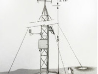 The over 30-feet tall weather tower will cost between $10,000-$15,000.