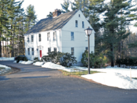 The quiet, scenic Rosemary Lane provides a reprieve from the hustle and bustle of Choate life.