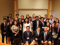 The annual Model United Nations Conference (MUNC) was held at Choate on April 2.