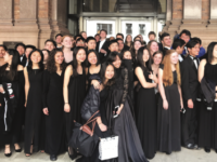 Each year, CRHO takes to Carnegie Hall to display its talent on one of the world's best venues.