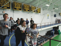 Though listed as separate teams, Boys' and Girls' Track and Field collaborate with each other.