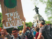 Students Push for Change at People's Climate March