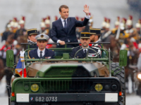 Macron Claims Victory, Now Must Effect Change