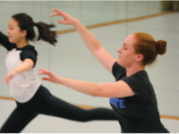 New faculty, new classes, and new athletic offerings will enlarge Choate's dance program this year.