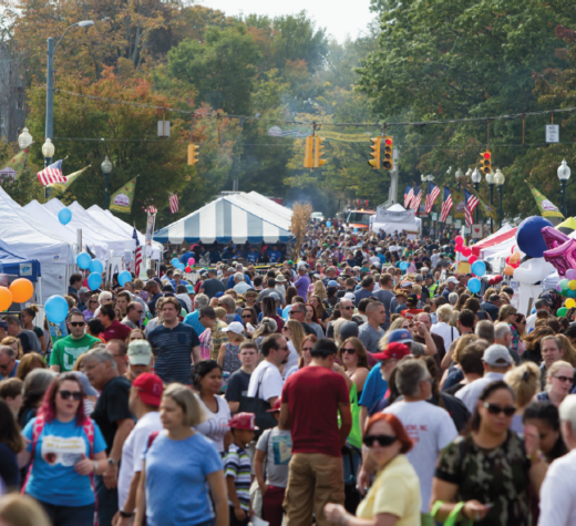In its most popular year yet, Celebrate Wallingford highlighted the importance of community.
