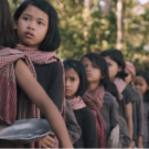 A still from Angelina Jolie's movie about the Cambodian genocide, First They Killed My Father.