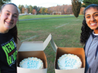 Want Cake? Run the Cross Country Course