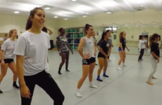 Every year, Choate's best dancers choreograph Pep Rally performances for varsity teams.