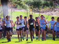 Mustafe Dahir'19 placed 2nd in New England, breaking the course record along the way.