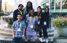 Several representatives from Choate traveled to Anaheim, California for the Student Diversity Leadership Conference.