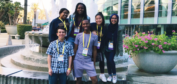 Students attend Diversity Conference in California   The Choate News