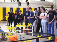 Next year, Choate will participate in the FIRST Robotics Competition