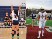 Both Uyeno '19 and Sweitzer '18 were on a different level this fall.