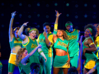Bring It On became a musical after the movie became famous.