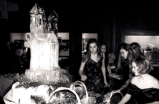 In 1991, students at First Hurrah were treated to a miniature ice castle.