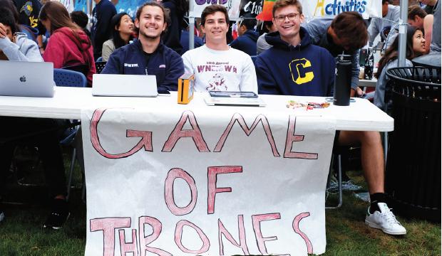 game of thrones tv club