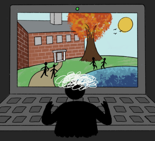 Finding Connection as a Virtual Learner
